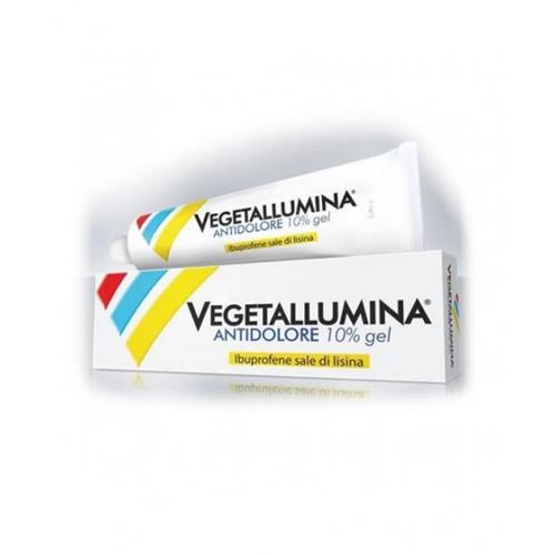VEGETALLUMINA ANTID GEL 50G10%