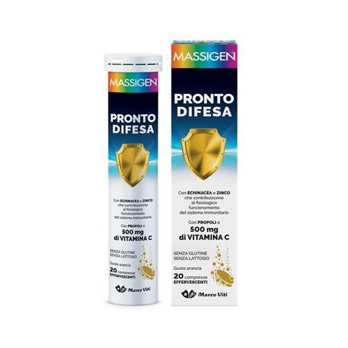 MASS PRONTO DIFESA 20CPR EFFER