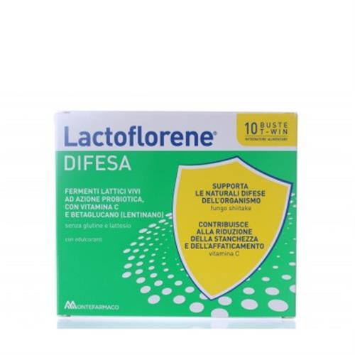 LACTOFLORENE DIFESA 10BUST