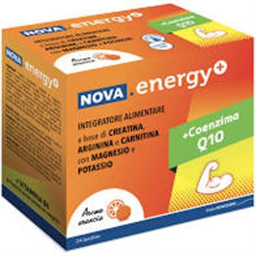 NOVA ENERGY+ 24BUST