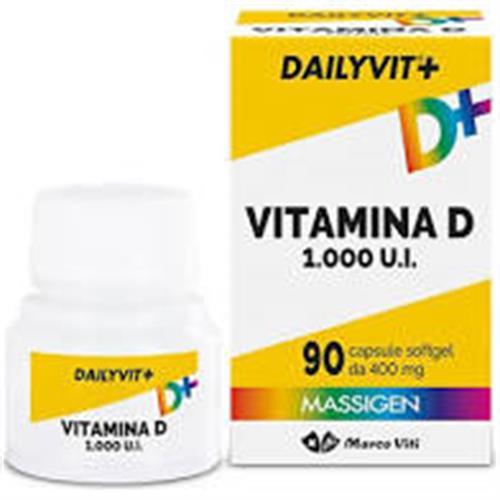 DAILYVIT VIT D 1000 UI 36G